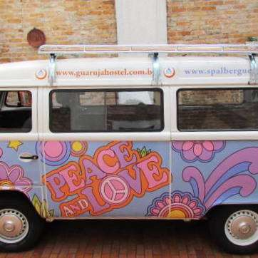PF 2016 KOMBI PEACE AND LOVE - TRANSFER