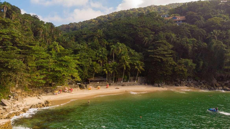 Praia do Éden